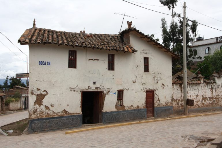 huis Quinua Peru
