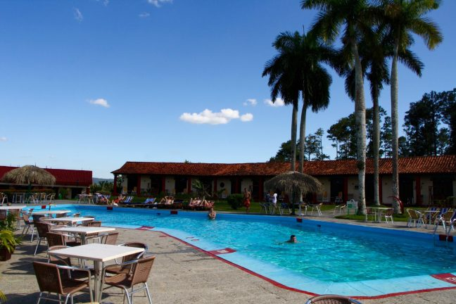 Zwembad La Ermita Cuba