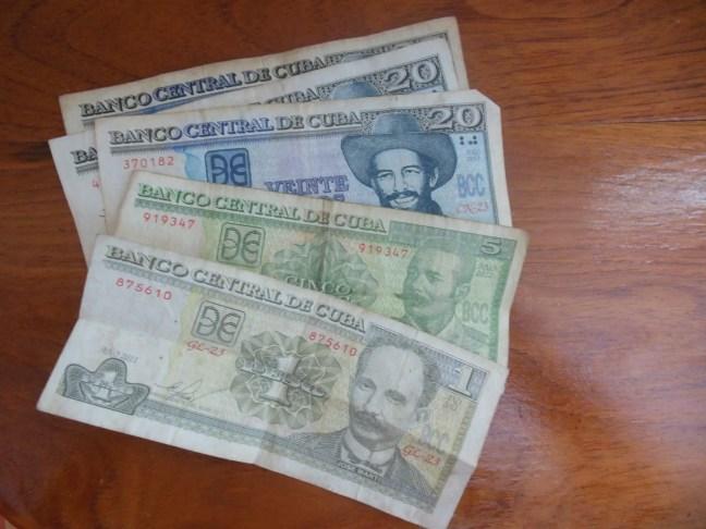 Cubaans Geld CUP