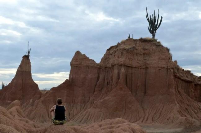 uitzicht desierto de la tatacoa