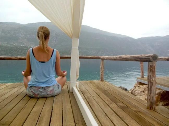 yoga Kas detoxvakantie