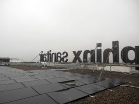Dakterras Sphinxfabriek maastricht