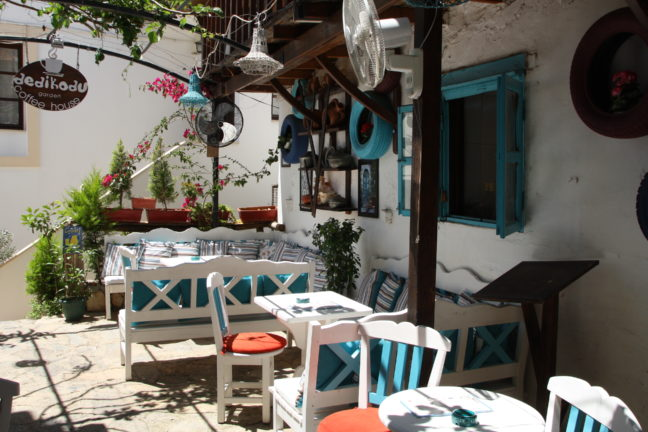 Dedikodu restaurant in Turkije