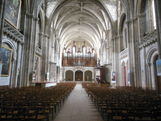 kathedraal Saint-André Bordeaux