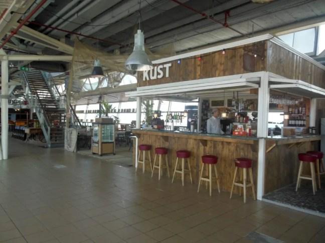 Food promenade De Pier Scheveningen