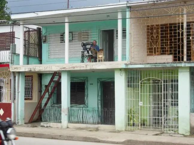 Holguín leven op straat