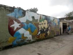 Graffiti in Holguín