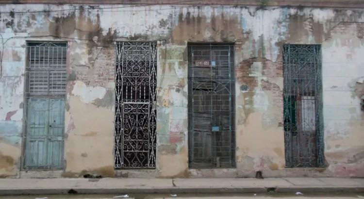 Straatbeeld Holguín