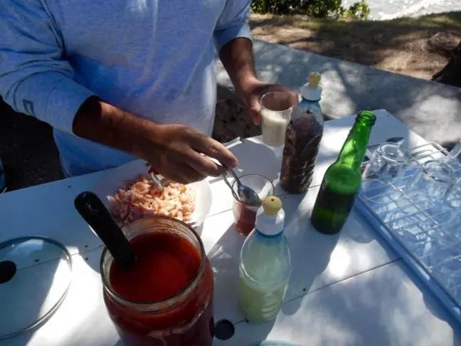 Streetfood in Gibara