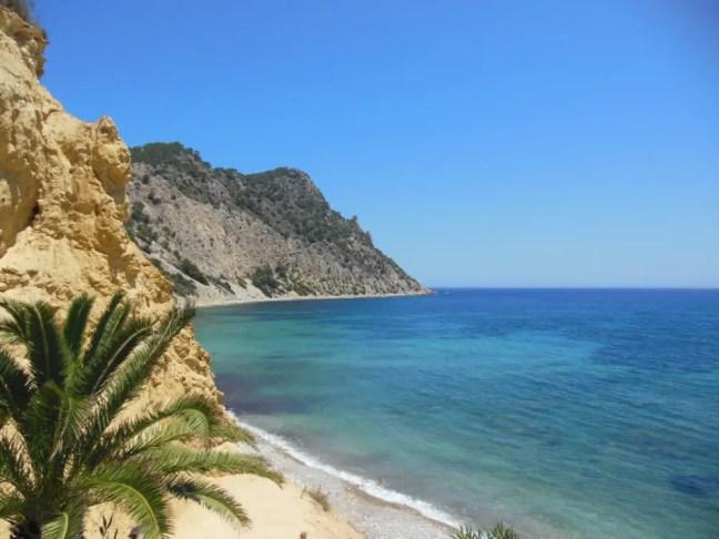 Sol den Serra baai bij Amante Ibiza