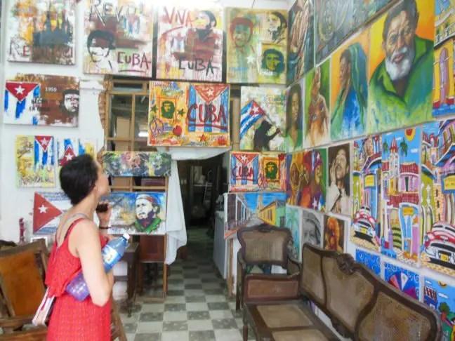 Kunstgalerie annex bar