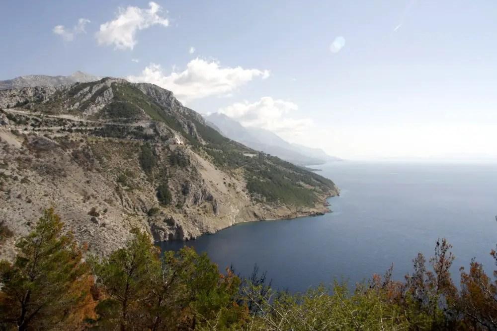 Split - Dubrovnik, de kustroute