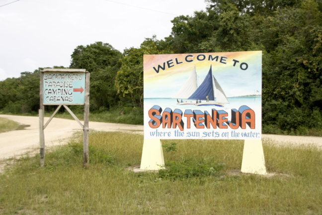 Welcome to Sarteneja.