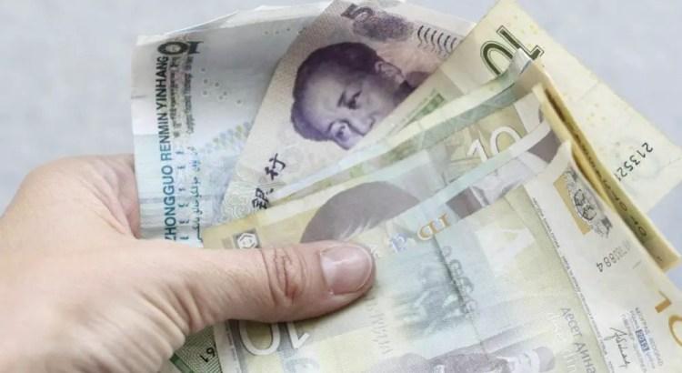 Buitenlands briefgeld