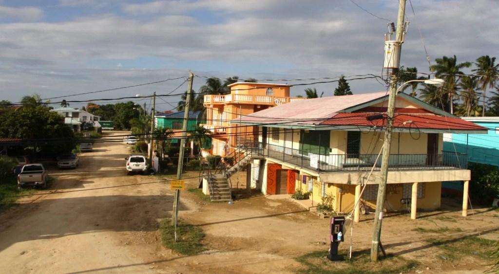 Dangriga, Belize.