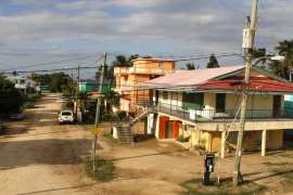 Dangriga, Belize.