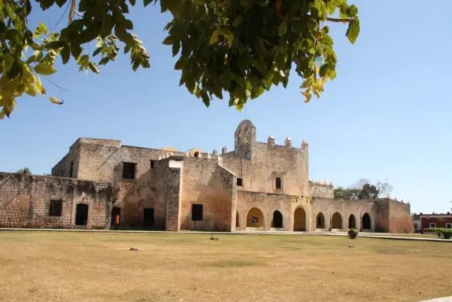 Het San Bernardino klooster in Valladolid.