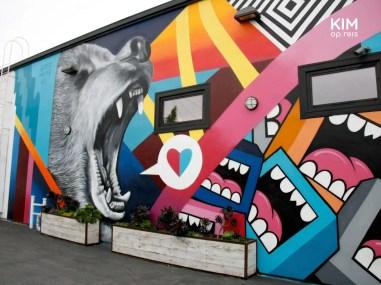 Graffiti in Venice.
