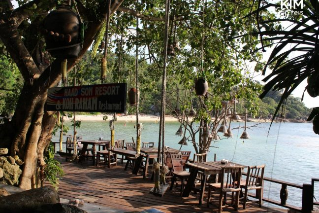 Koh Raham op Secret Beach