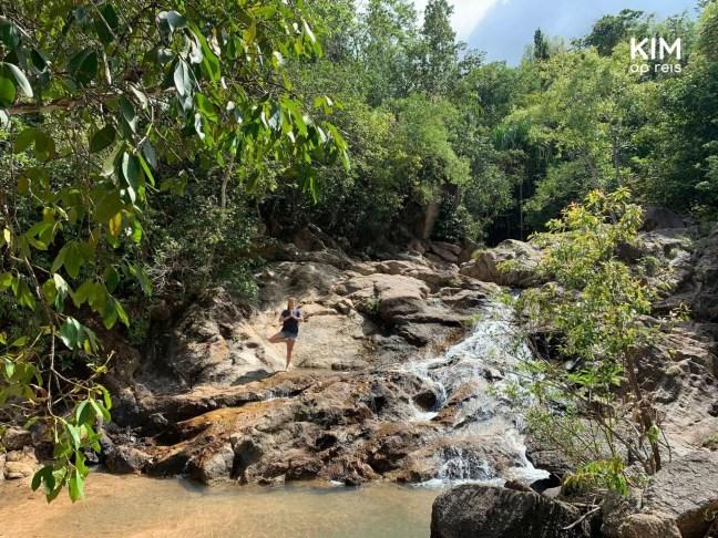 Niet de Wangsai waterval