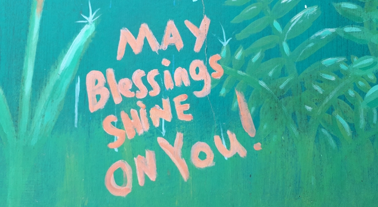 May blessings shine on you