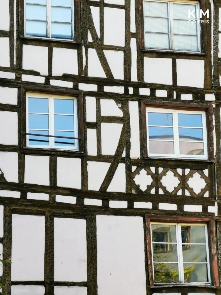 Middeleeuwse architectuur Straatsburg