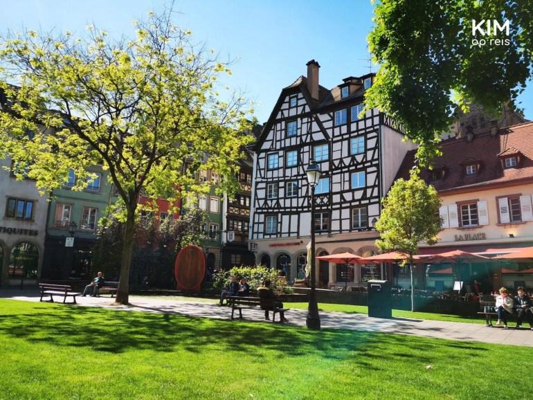Square in Straatsburg, what to do in Strasbourg