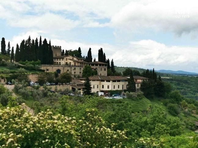 Castello di Verrazzano in Greve