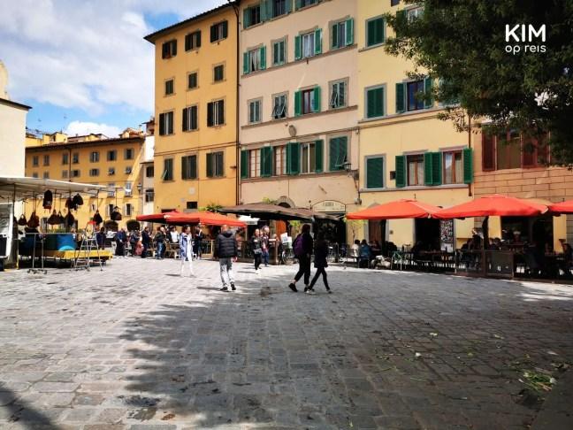Piazza Santo Spirito in Florence