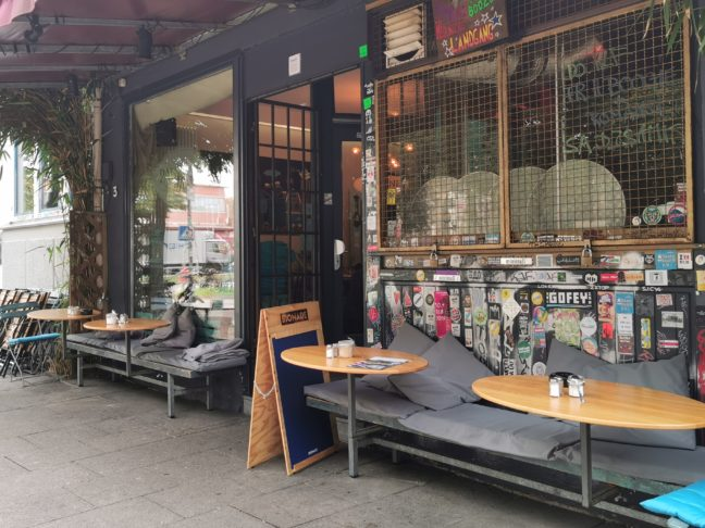 Pauline's Cafe Restaurant Hamburg