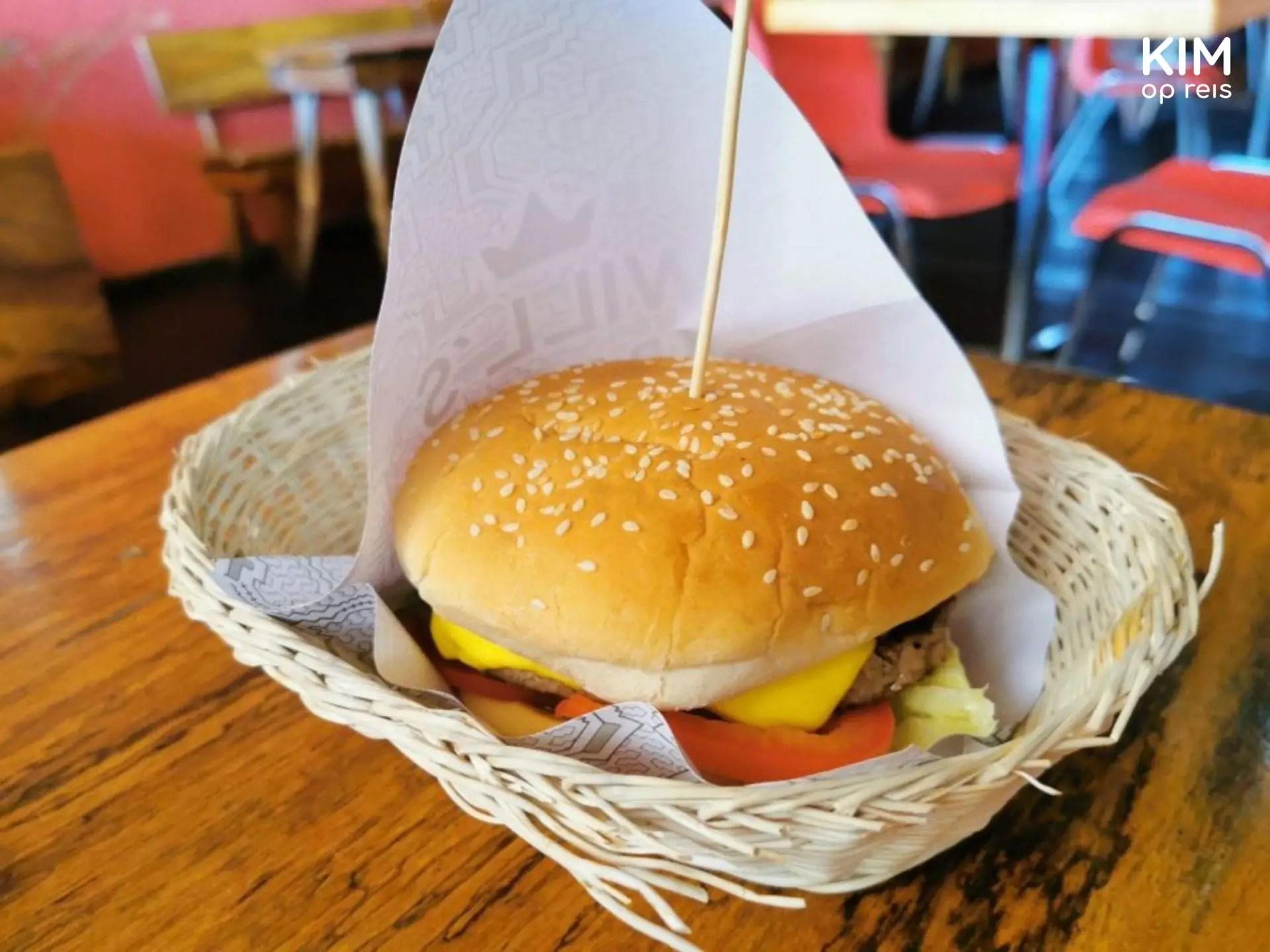 Hamburger Puerto Maldonado