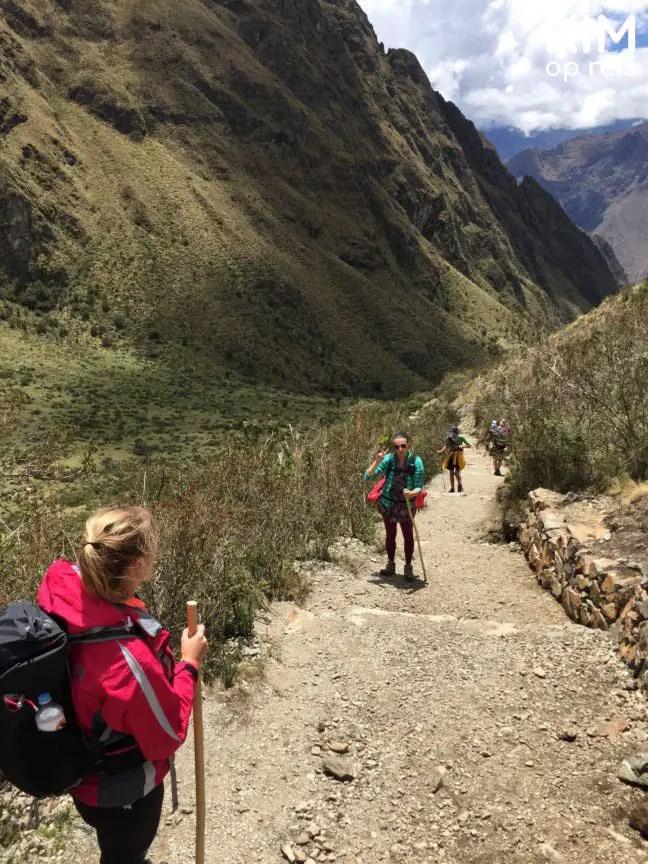 Wandelen in Peru: de Inca Trail een beroemde hike