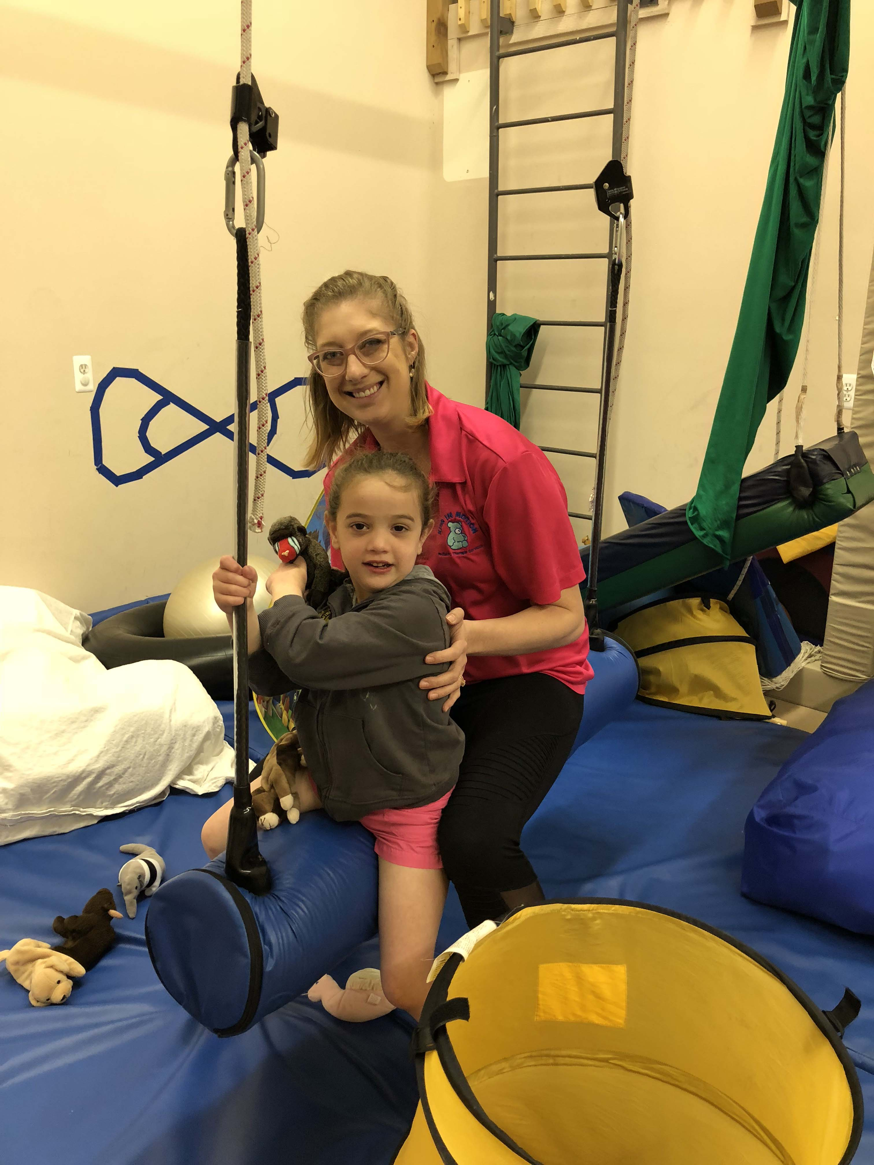 Occupational Therapy Services Michigan Kids In Motion
