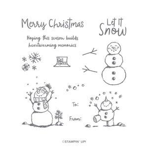 Christmas in July: Snowman Season