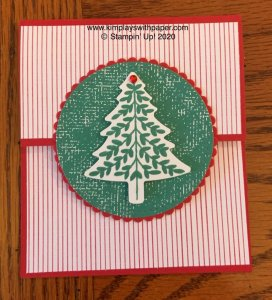 Stampin' Friends: Perfectly Plaid