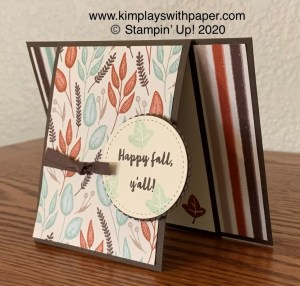 Stampin' Up! Banner Year Stamp Set