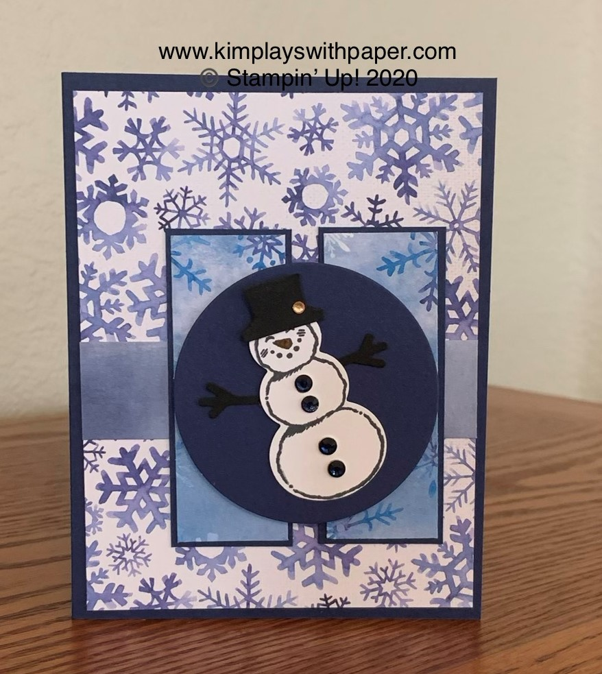 Stampin' Friends Happy Holidays