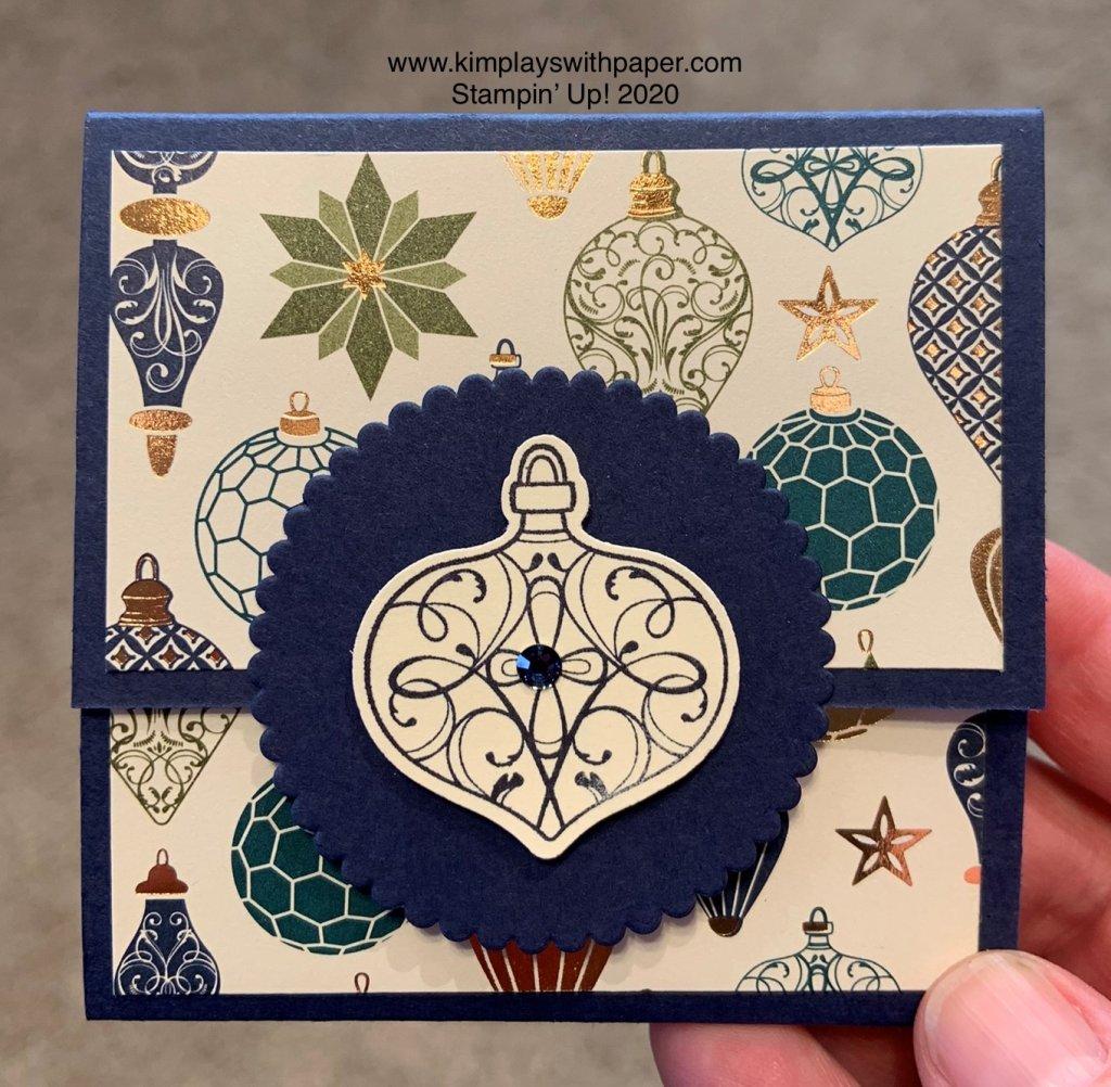 Easy Handmade Sticky Note Holder