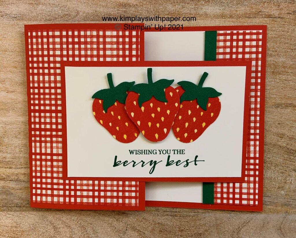 Fun Fold Sale-A-Bration Cards