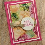 Expressions in Ink Gift Card Holder