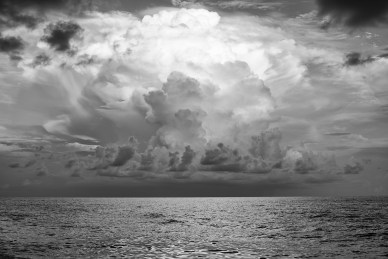 KR Photo, Aisthesis, Sanibel, Thunderhead, Ocean
