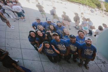 everyone at the bean