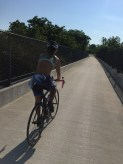 little bike bridge