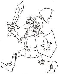 Sorta noble knight