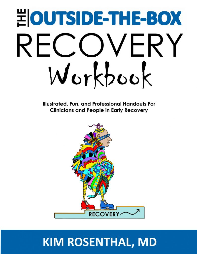 cover to the outside the box recovery workbook