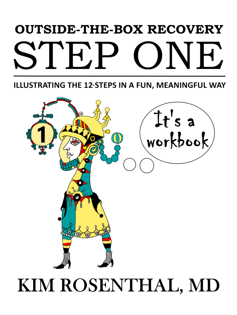 cover to step one