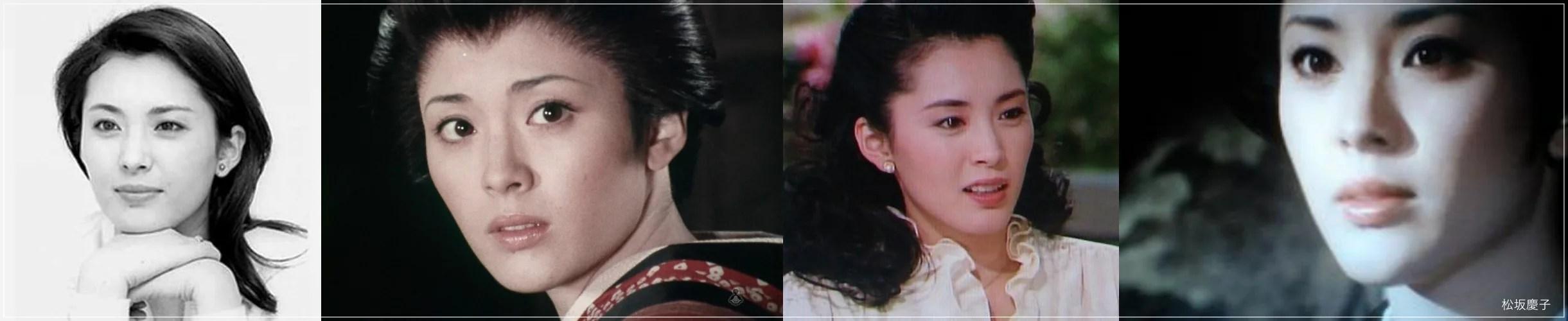 松坂慶子が朝ドラまんぷくの母!若い頃の画像と写真が超絶美人!10選2