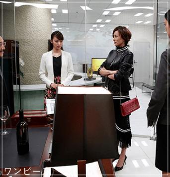 リーガルV[6話]米倉涼子の衣装!フェンディにディオール、ジュエリーもワンピース
