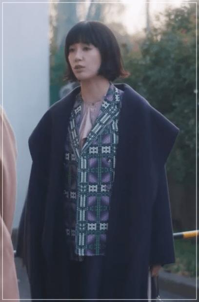 QUEEN[4話]水川あさみの衣装!グッチやクロエにバッグも!21