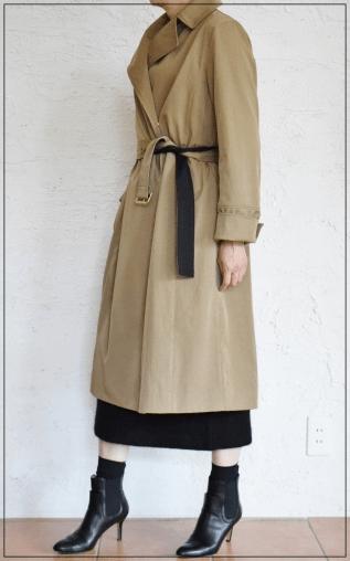 グッドワイフ[2話]常盤貴子の魅力のファッション!コートにバッグも